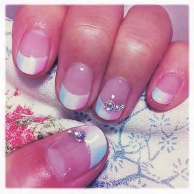 Spring color nail*
